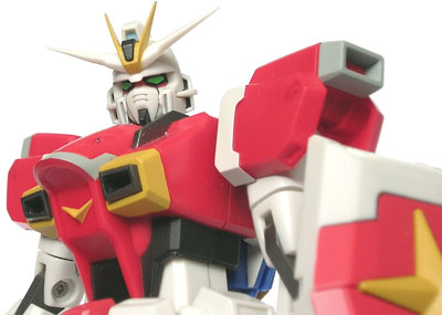 MMM Sword Impulse Gundam