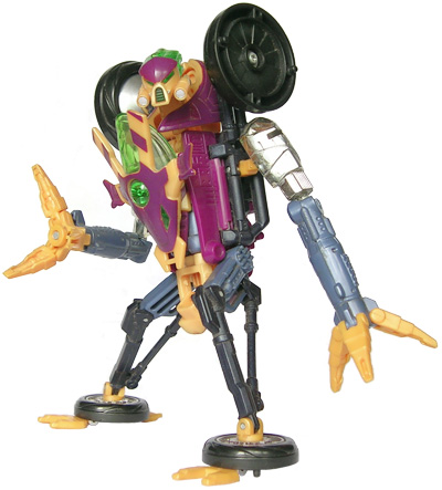 Transformers Beast Machines Thrust
