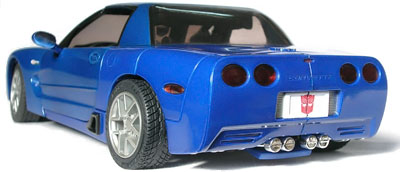 Transformers Binaltech Tracks