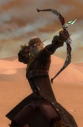 Guild Wars: Ranger/Mesmer
