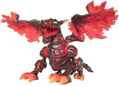 Mega Bloks Smoke Dragon