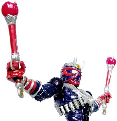 Souchaku Henshin Kamen Rider Hibiki