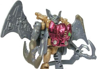 Beast Wars Transmetals II Sonar