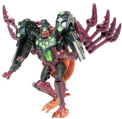 Beast Wars Transmetals Tarantulas