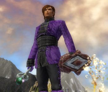 Guild Wars Factions: Mesmer